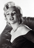 Marilyn in Diamonds Posters by  The Chelsea Collection