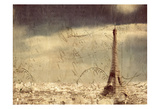 City of Love Prints by Kimberly Allen