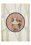 Forest Animals 1 Posters by Kimberly Allen