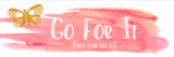 Go For It Prints by Taylor Greene
