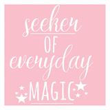 Seeker Of Magic Prints by Jelena Matic