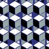 Tumbling Blocks I Prints by Myriam Tebbakha