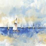 Round the Island Prints by Ken Hurd