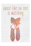 Dance A Prints by Kimberly Allen