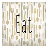 Eat Pray Love 1 Posters by Kimberly Allen