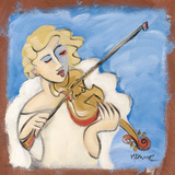 Angels in Harmony III Prints by Marsha Hammel