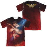 Wonder Woman Movie - Arms Crossed (Front/Back) Shirts