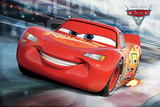 Cars 3 - McQueen Race Posters