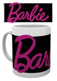 Barbie - Logo Becher