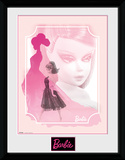 Barbie - Pink Collector-tryk