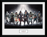 Assassin's Creed - Characters Stampa del collezionista