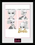 Barbie - Fabulous Sammlerdruck