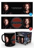 Supernatural - Sam & Dean Heat Change Mug Becher