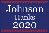 Johnson Hanks 2020 Posters