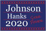 Johnson Hanks - Star Power Poster