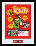 Minecraft - Collect Them All Lámina de coleccionista