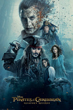 Pirates Of The Caribbean - Burning Posters