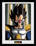 Dragonball Z - Vegeta Collector Print