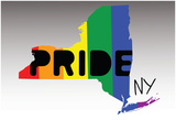 Pride New York Posters