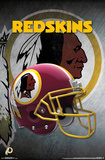 Washington Redskins - Helmet 17 Posters