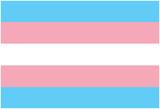 Transgender Pride Flag Photo