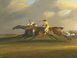 'Trafalgar' and 'Meteorite' Giclee Print by Samuel Henry Alken