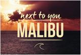 Malibu Posters