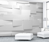Deconstructivism Wallpaper Mural