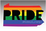 Pride Pennsylvania Poster