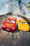 Cars 3 - Race to Win Posters