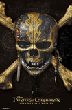 Pirates of the Caribbean 5 - Skull & Crossbones Posters