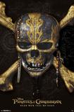 Pirates of the Caribbean 5 - Skull & Crossbones Prints