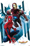 Spider-Man: Homecoming - Iron Man Posters