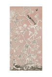 Blush Chinoiserie I Prints by Naomi McCavitt