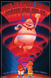 Captain Underpants - Hypno Ring Poster