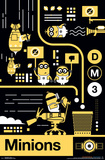 Despicable Me 3 - Assembly Print