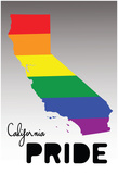 Pride California Prints