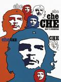 Che, Hoy y Siempre Reproduction procédé giclée par  The Vintage Collection
