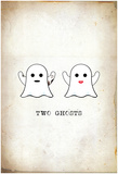 Two Ghosts Prints