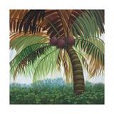 Tropic Palm II Print by Julie Joy