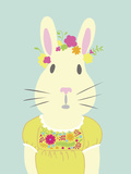 Fancy Animals I Posters by Chariklia Zarris