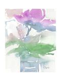 Pretty Pink Flowers I Reproduction giclée Premium par Samuel Dixon
