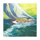 Regatta Colores Prints by Suzanne Wilkins