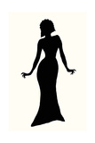 Fashion Icon Series 1930's Lámina giclée por Sid Rativo