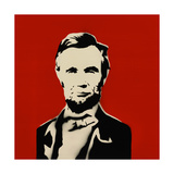 Abe Giclee Print by Sid Rativo