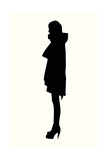 Fashion Icon Series 2000's Giclee Print by Sid Rativo