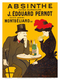 Absinthe Extra-Superior (Absinthe Extra-Supérieure) - J. Édouard Pernot Brand Prints by Leonetto Cappiello