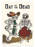 Mexico - Day of the Dead Celebrations Prints by Jose Guadalupe Posada