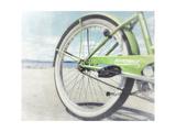 Alki Beach Ride Giclee Print by Mimi Payne