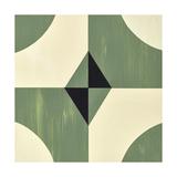 Verde Moderne 4 Giclee Print by Ben Gordon